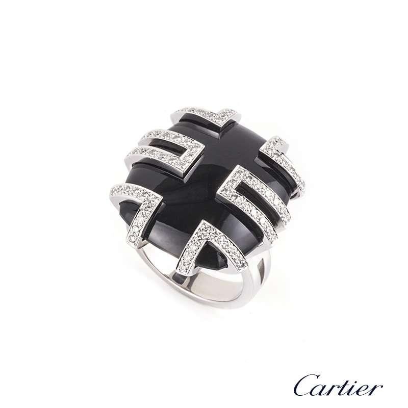 499c2b6f0a4a5 Cartier Diamond Ring